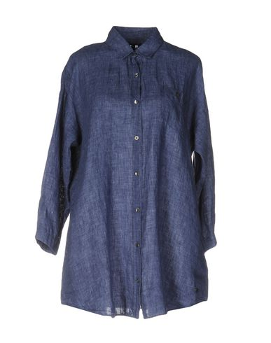WOOLRICH - Camisa de lino