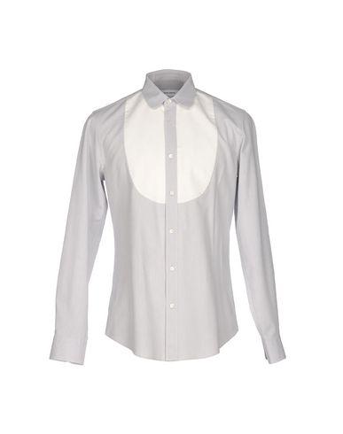 MAURO GRIFONI柄入りシャツ
