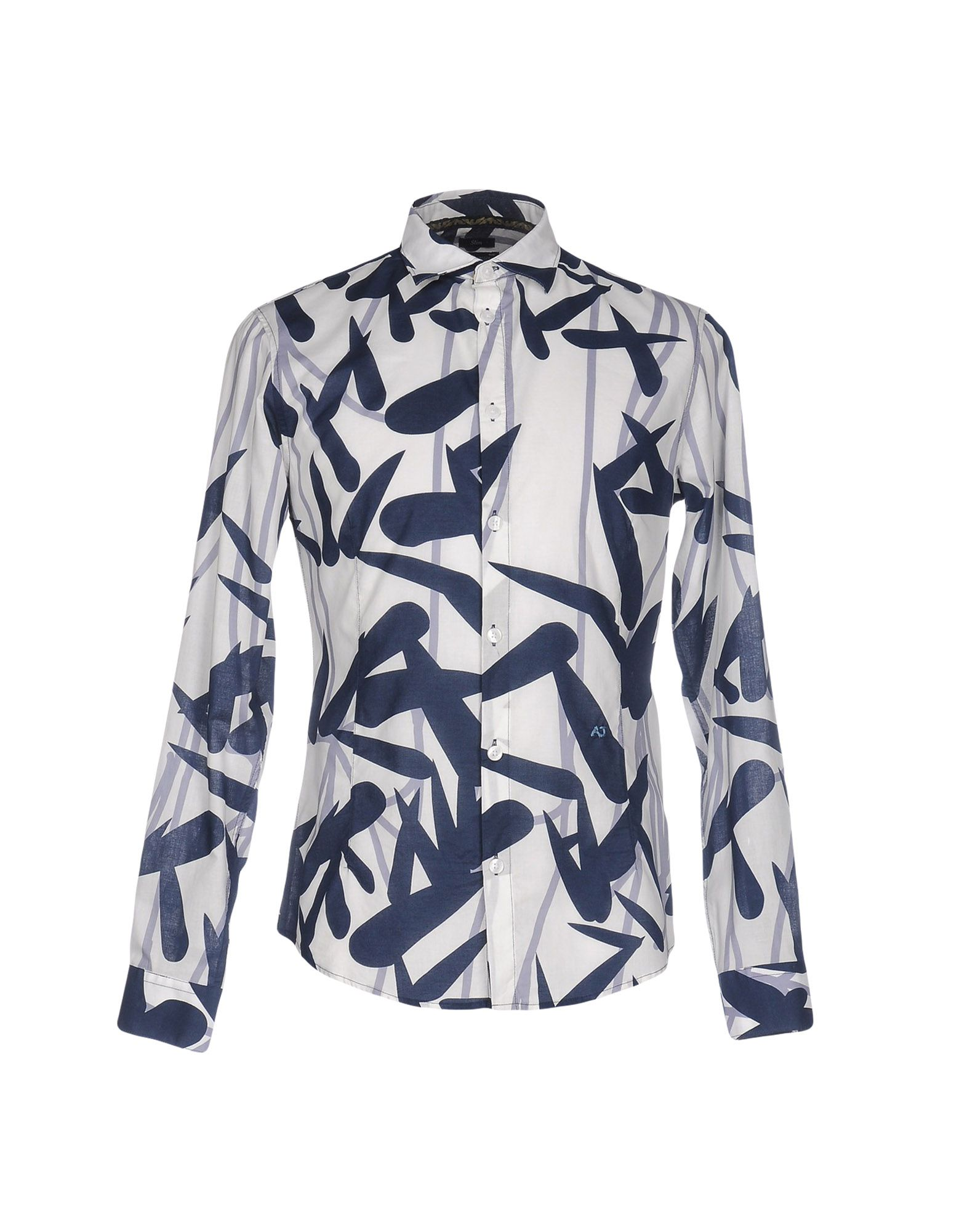 Camicia Fantasia Armani Jeans Donna - Acquista online su