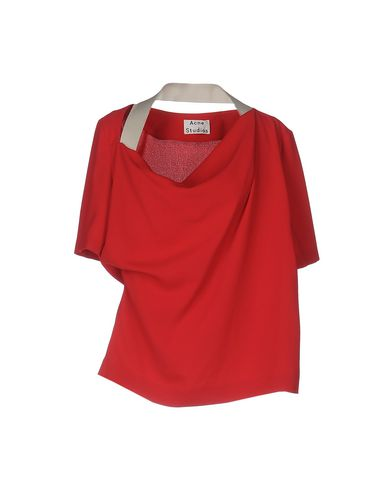 Acne Studios Blouse, Red