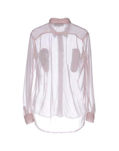WHITE* Hemden und Blusen einfarbig