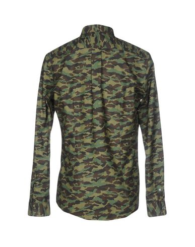 GOLDEN GOOSE DELUXE BRAND Camisa estampada