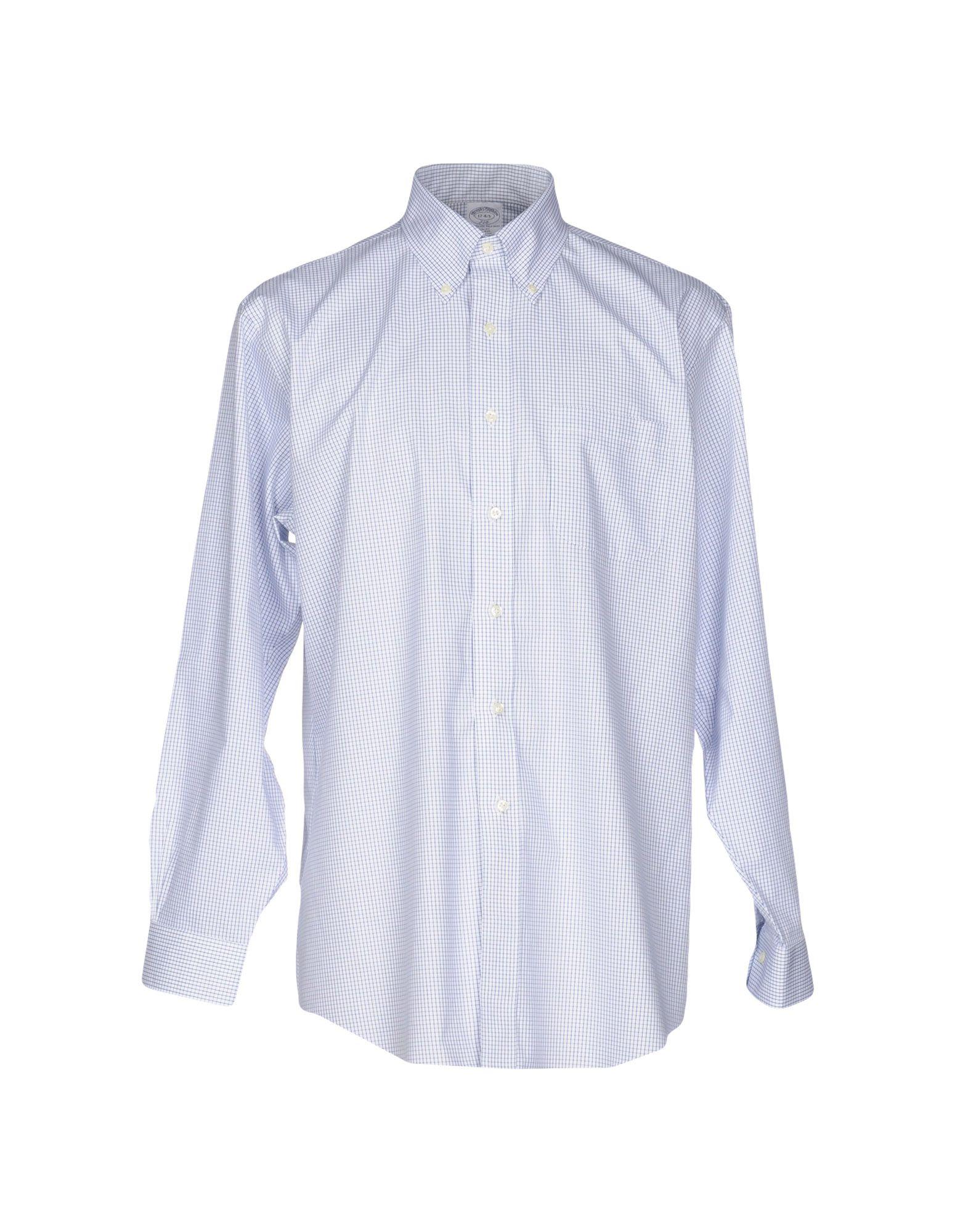 Camicia Camicia Camicia A Quadri Brooks Brothers Uomo - 38600595TN 61a4d3