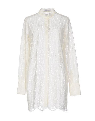 VALENTINO - Lace shirts & blouses