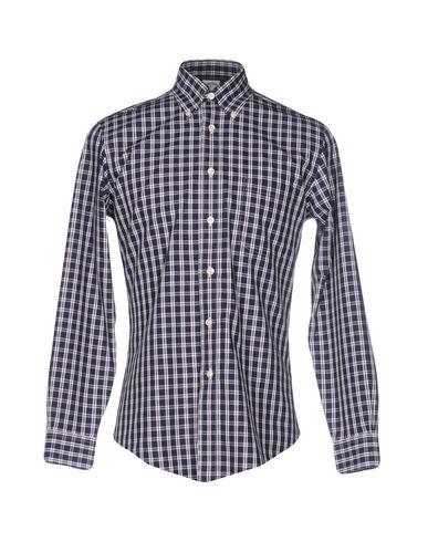 nuovo concetto 438b3 1f2de BROOKS BROTHERS Camicia a quadri - Camicie | YOOX.COM