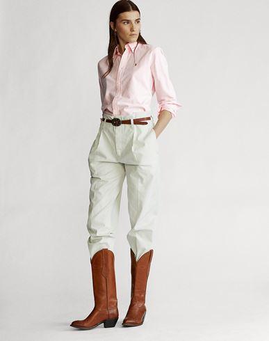 utløp rimelig klaring originale Polo Ralph Lauren Oxford Skjorte Stripete Skjorter billig finner stor rabatt besøk nytt soTM0ReMF2