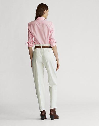 Polo Ralph Lauren Oxford Skjorte Camisas Y Blusas Lisas billig 2014 nyeste billigste online nye stiler fasjonable for salg billig salg populær kBps57