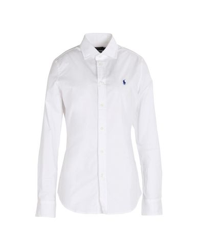 0cf0b45e7 Polo Ralph Lauren Slim Fit Stretch Poplin Shirt - Solid Colour ...