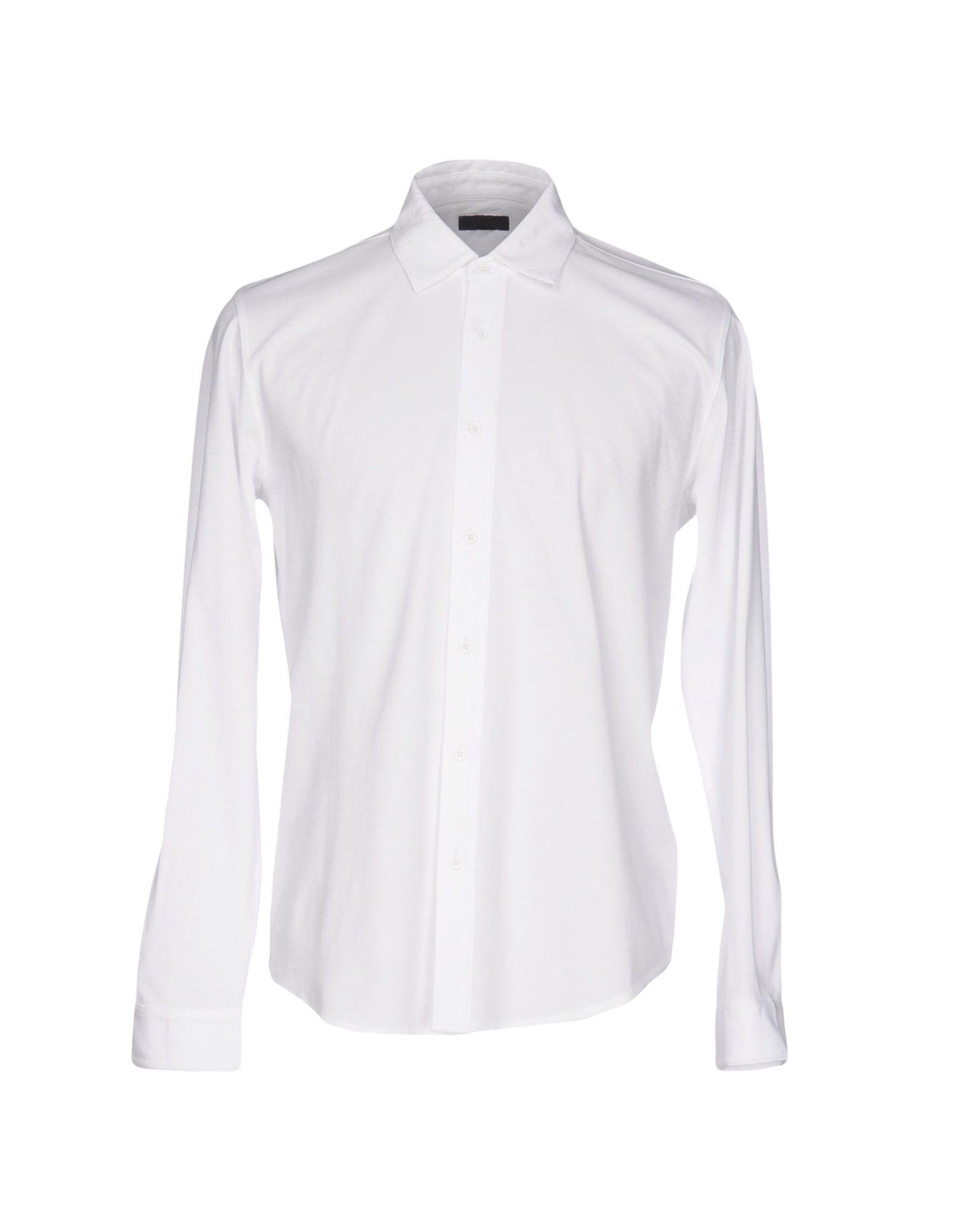 Camicia Tinta Unita Zzegna Uomo - Acquista online su