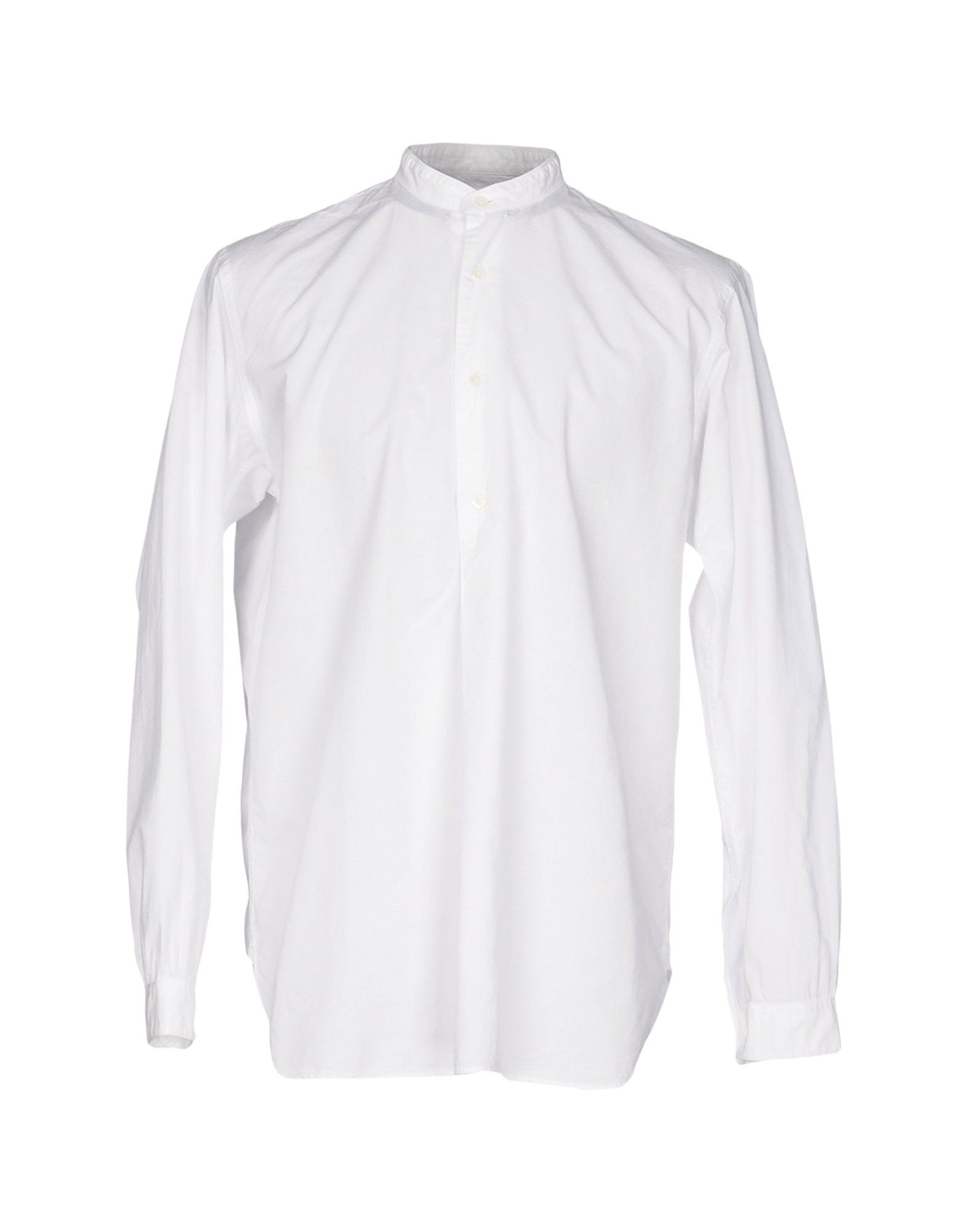 Camicia Tinta Unita Camoshita By United Arrows Uomo - Acquista online su