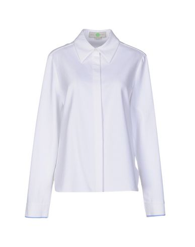 frakt rabatt autentisk billig pre-ordre Stella Mccartney Skjorter Og Bluser Glatte beste kjøpe billig pris liker shopping yO8ORyATh