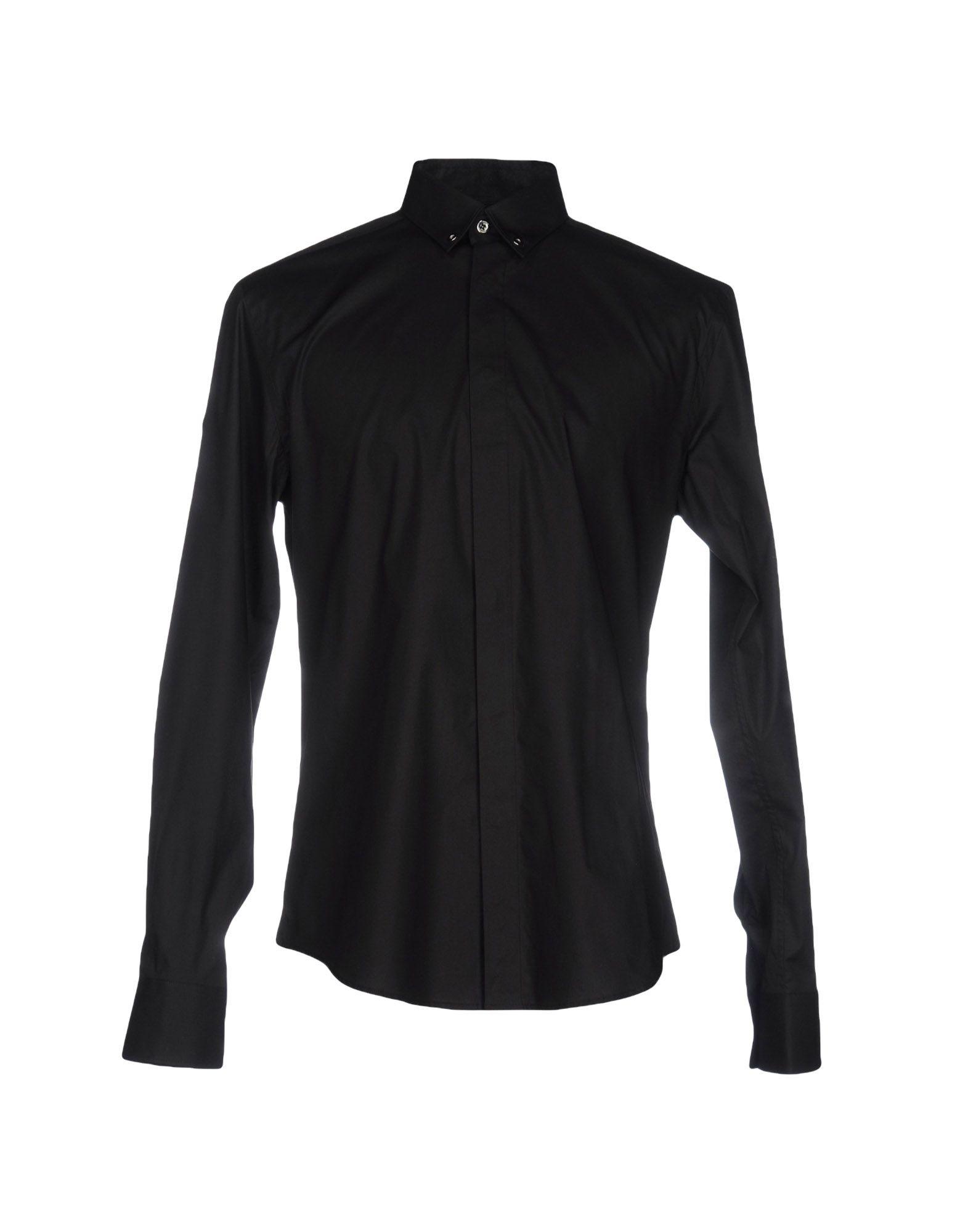 Camicia Camicia Camicia Tinta Unita Versace Collection uomo - 38603588VP 7e6
