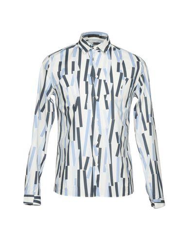 Kjøp klaring butikken Christopher Kane Trykt Skjorte utløp gode tilbud qhHwq