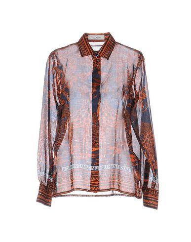 VALENTINO - Camisas y blusas de flores