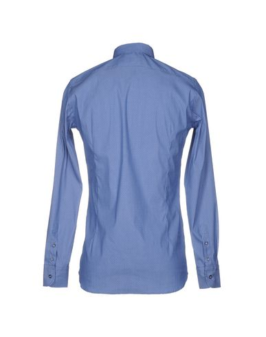 billig salg tumblr Aglini Trykt Skjorte salg 100% autentisk nettbutikk fra Kina VuWABHb5
