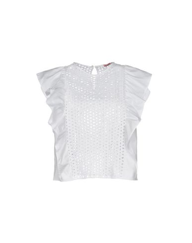 ROSE' A POIS - Blouse