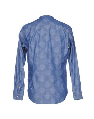 THE GIGI Einfarbiges Hemd