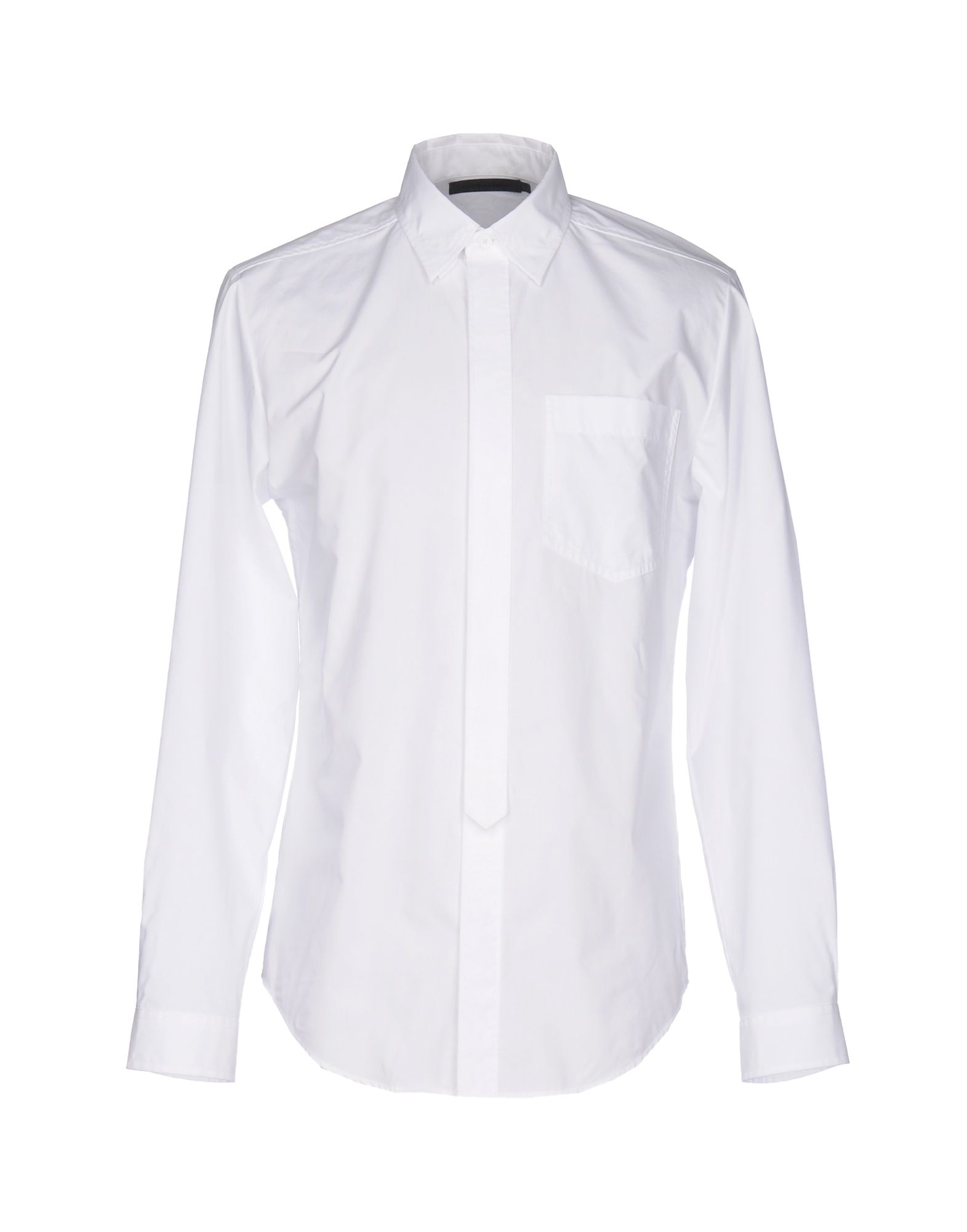 Camicia Tinta Unita Alexander Wang Uomo - Acquista online su