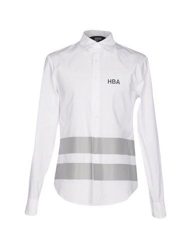 Camicia Monocromatica Hba Air Hood By xnrqRPr