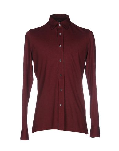 GIAMPAOLO Einfarbiges Hemd Viel Spaß online Größter Verkauf von Lieferanten Online Rabatt Sammlungen Einkaufen Online Günstigen Preis rVH7zrr2G2