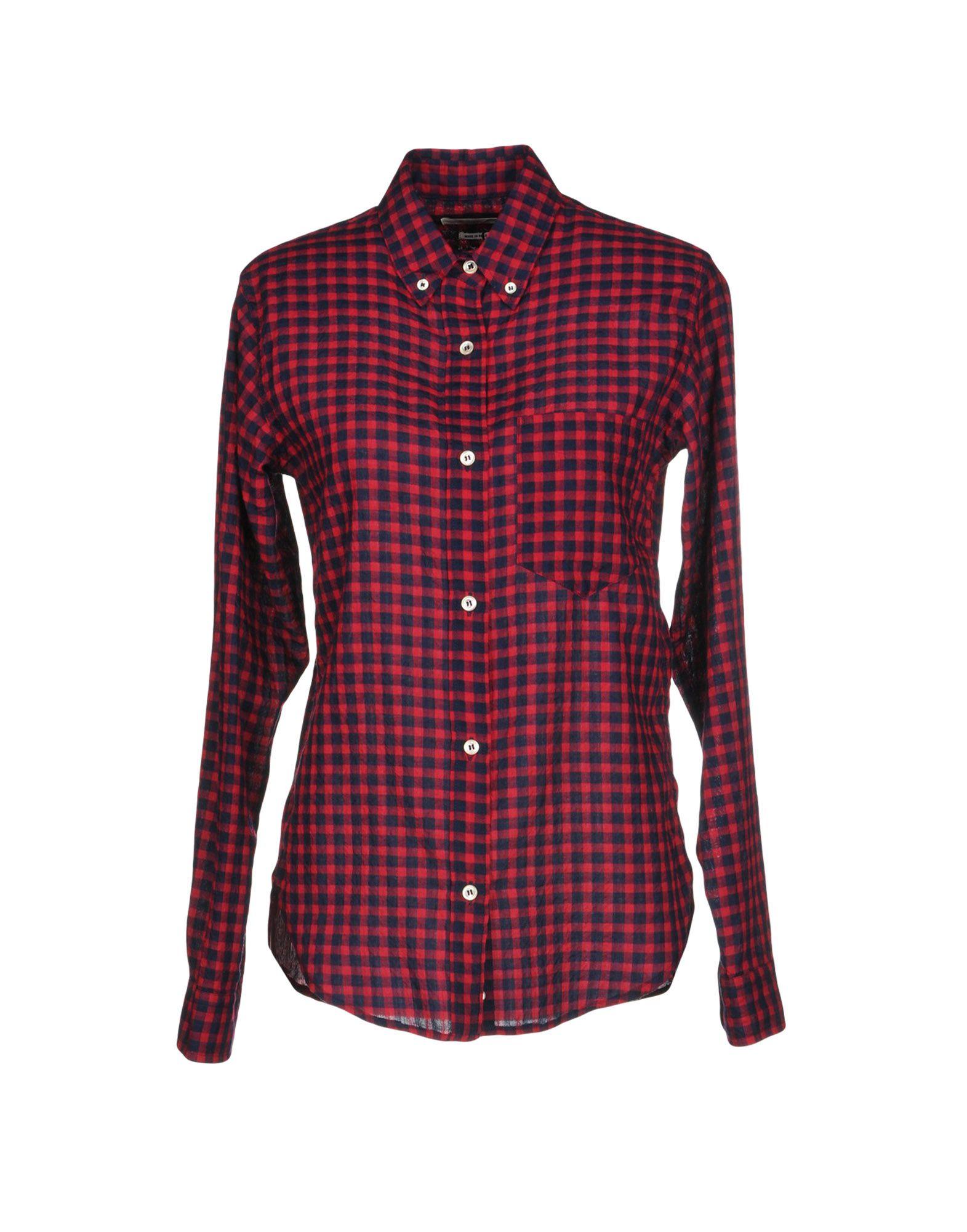 Camicia A Quadri Isabel Marant Étoile Donna - Acquista online su aFOjw5m