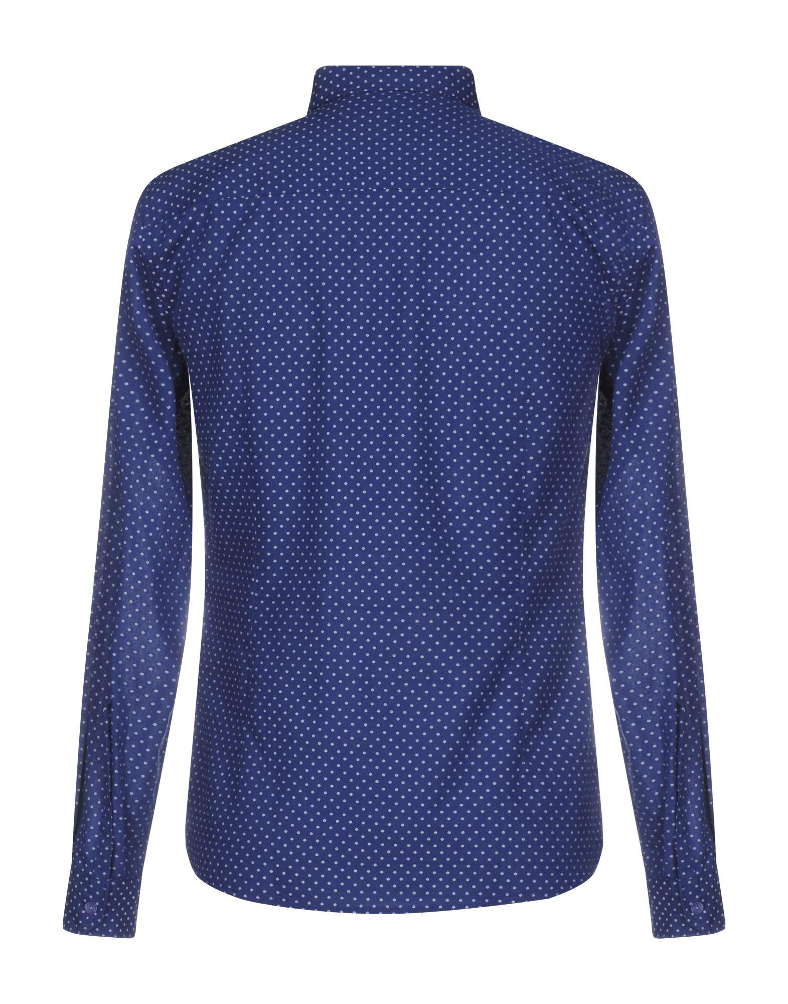 Camicia 38608214EB Fantasia Armani Jeans Uomo - 38608214EB Camicia 55b3ea