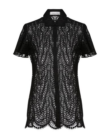 VALENTINO - Camisas y blusas de encaje
