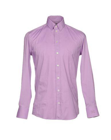Camicia Tinta Unita Dolce   Gabbana Uomo - Acquista online su YOOX ... 01872b9f73b