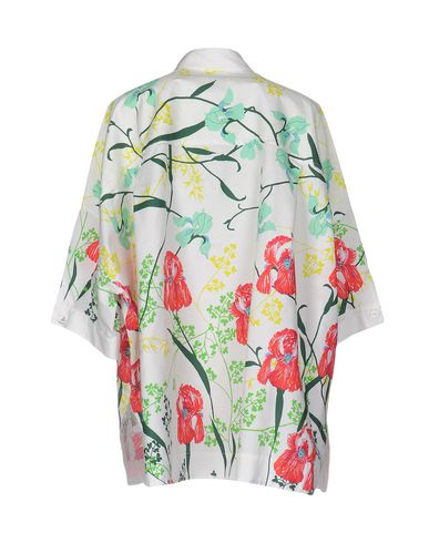 I'M Isola Marras Floral Shirts & Blouses, White