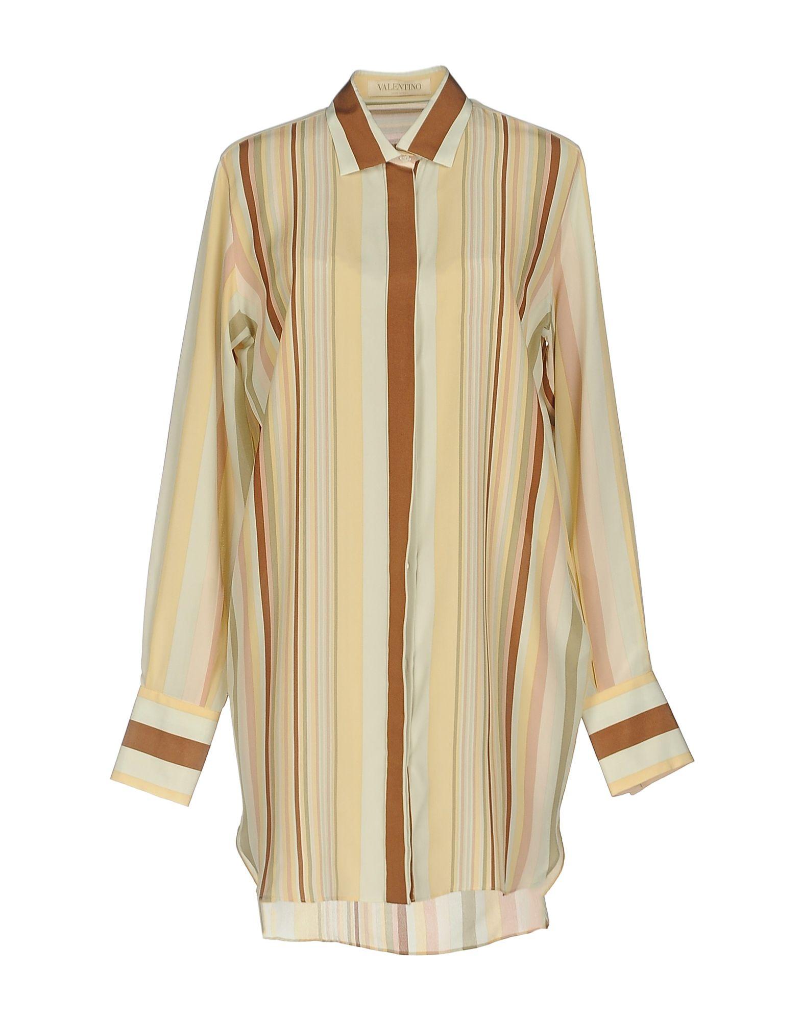 Camicia A Righe Valentino Donna - Acquista online su