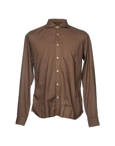 Farging Mattei 954 Camisa Lisa rabatt online 100% opprinnelige billig perfekt topp kvalitet Gh8b6l