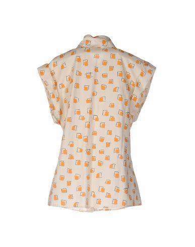 EGGS Camisas y blusas estampadas