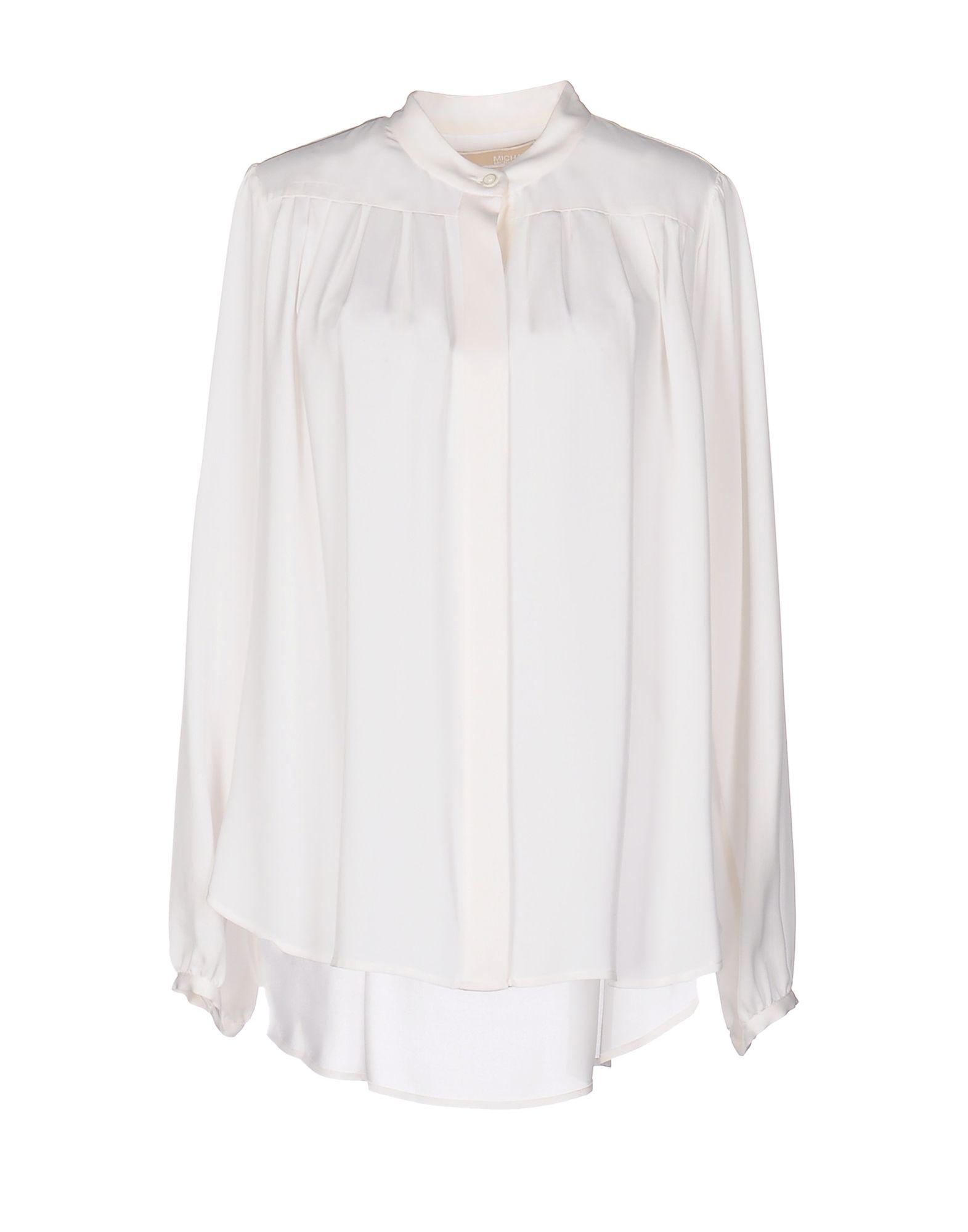 ddad9308fa8a2 Michael Michael Kors Silk Shirts   Blouses - Women Michael Michael ...