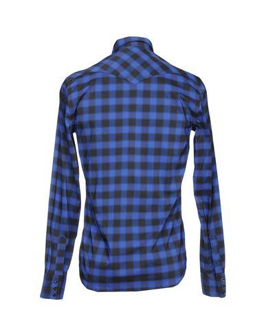 Aglini Rutete Skjorte salg veldig billig handle for online populær rM29a9JZoH