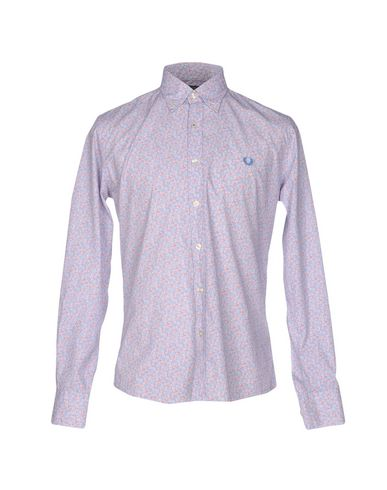 FRED PERRY Camisa estampada