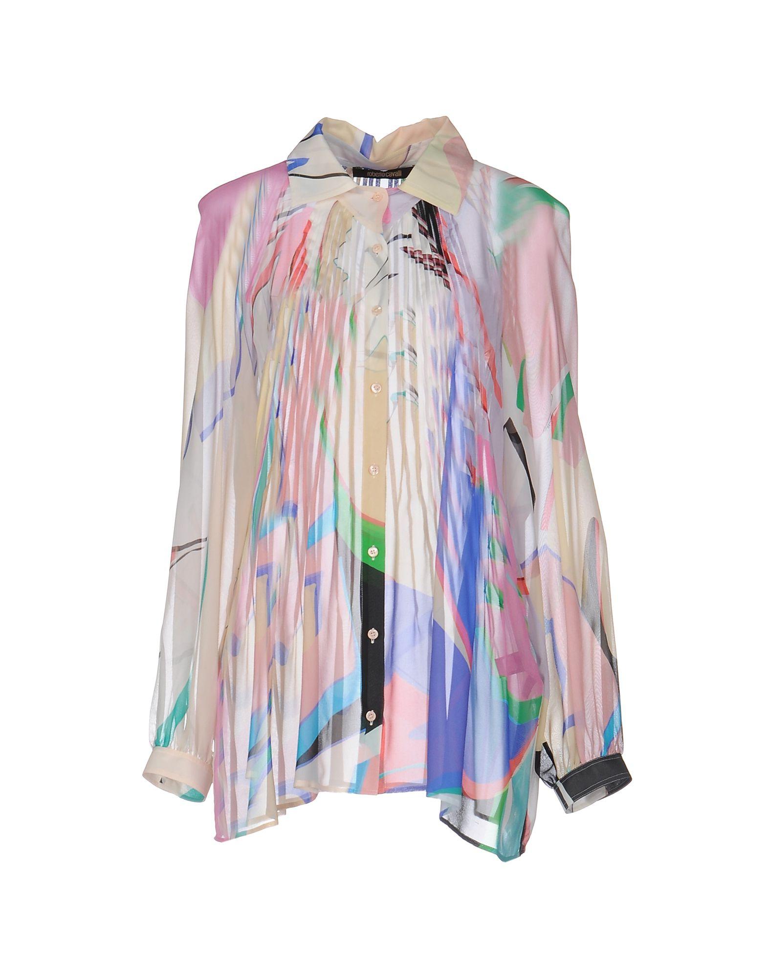 Camicie E Bluse Fantasia Roberto Cavalli Donna - Acquista online su LzzfFfQoJ
