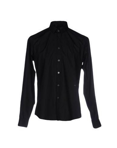 GOLDEN GOOSE DELUXE BRAND - Μονόχρωμο πουκάμισο