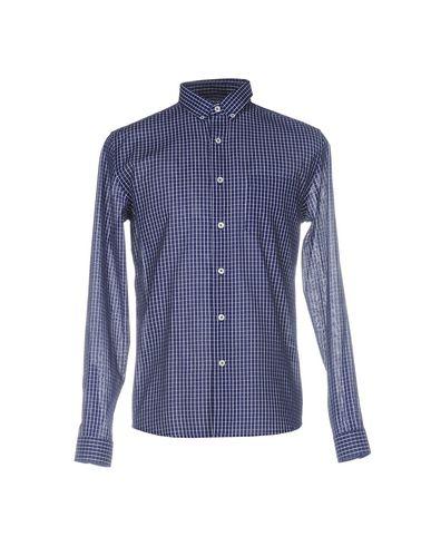 billig salg ekte Ami Alex Mattiussi Rutete Skjorte nyeste billig pris kjøpe se online salg footaction 5IVHvKqxS