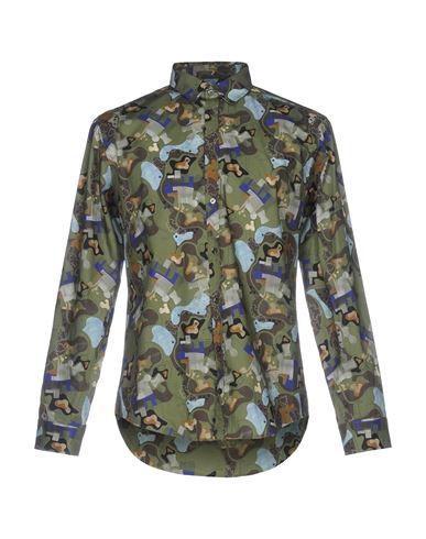 MSGM柄入りシャツ