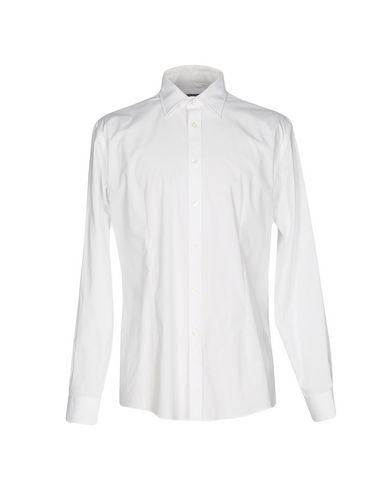 DANIELE ALESSANDRINI - Solid color shirt