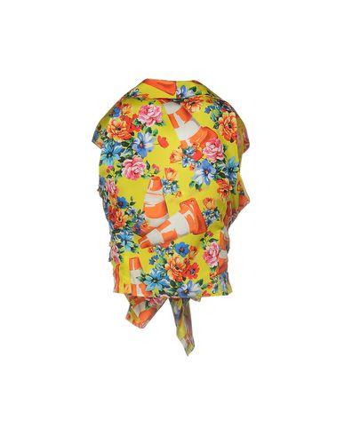 Camisas Flores Y De Moschino Blusas dWHadn