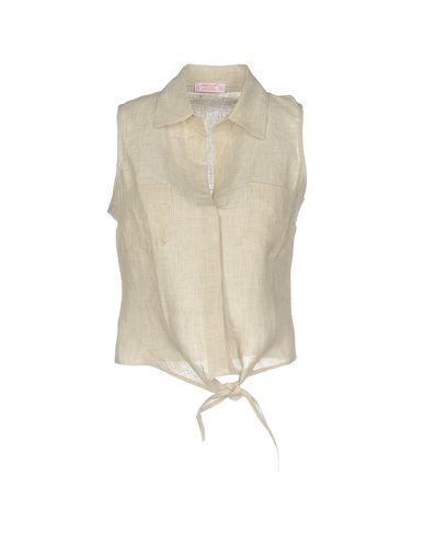 PIN UP STARS - Linen shirt