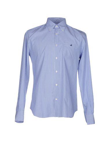Brooksfield Camisas De Rayas grense tilbudet billig billig 2015 nye clearance 2014 nye salg målgang billig salg 2014 DHLH5Eu