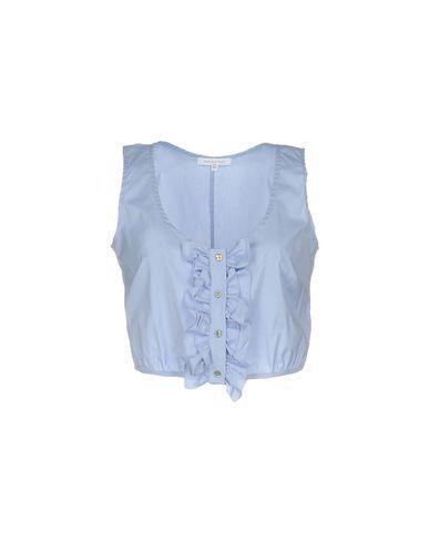 PATRIZIA PEPE Camisas y blusas lisas