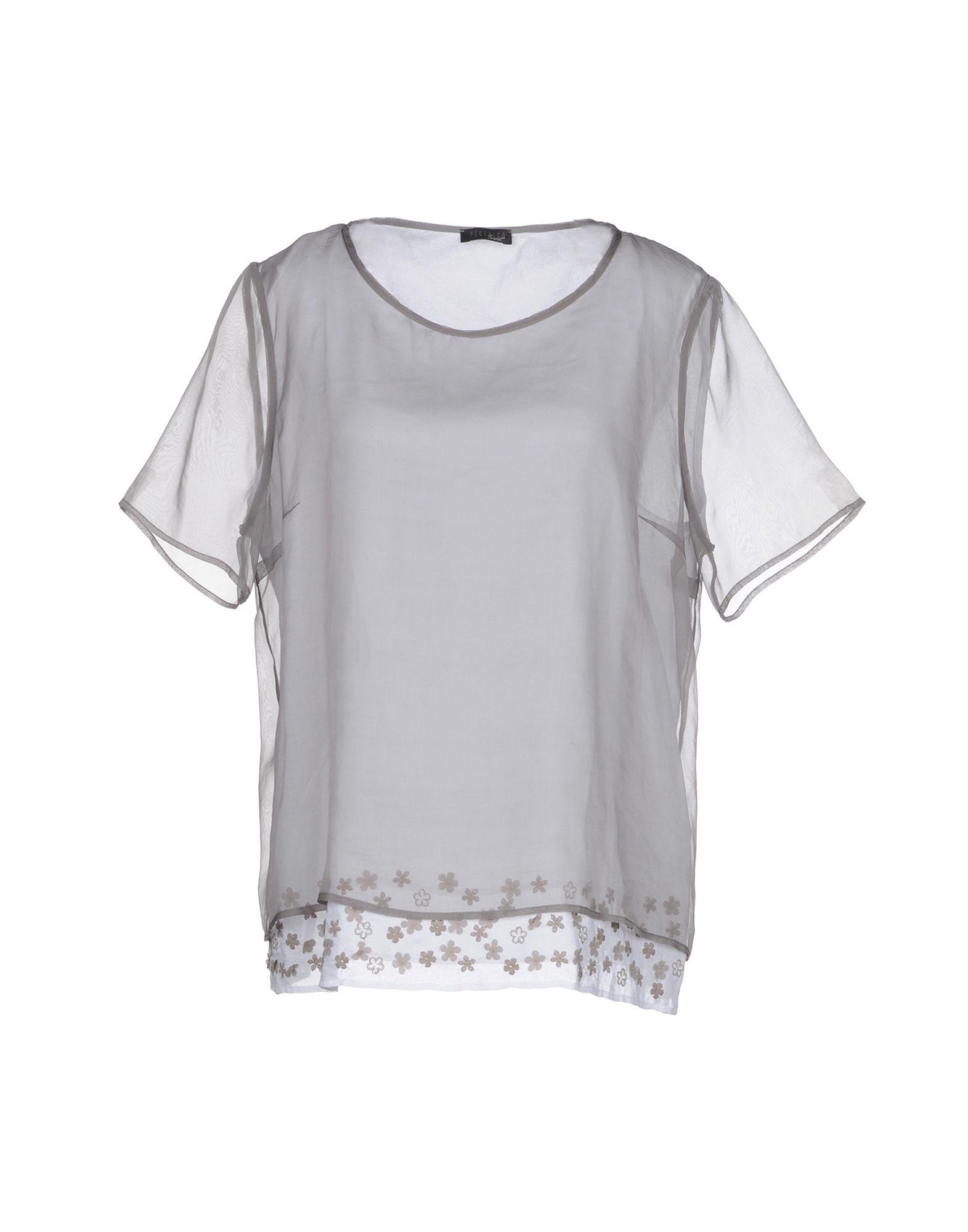 Camicie E Bluse In Seta Peserico Donna - Acquista online su O6Yc6e