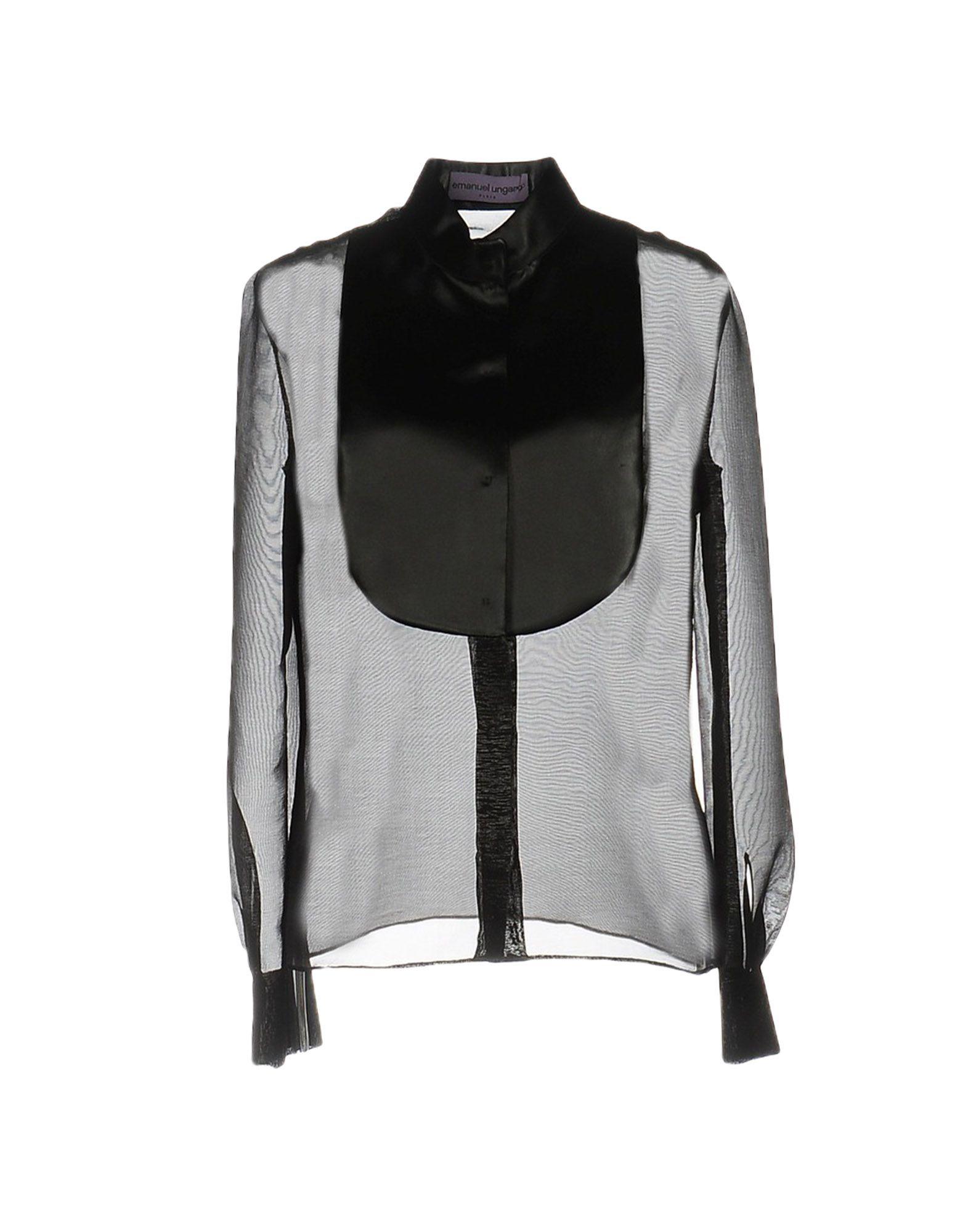 Camicie E Bluse Tinta Unita Emanuel Ungaro Donna - Acquista online su