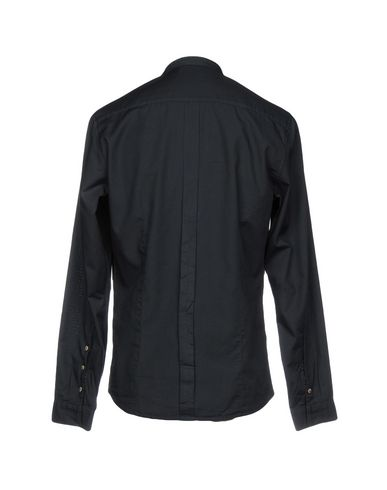 SAPORE Einfarbiges Hemd Rabatt-Codes Online-Shopping Auslass Manchester Großer Verkauf zU05s3JOE