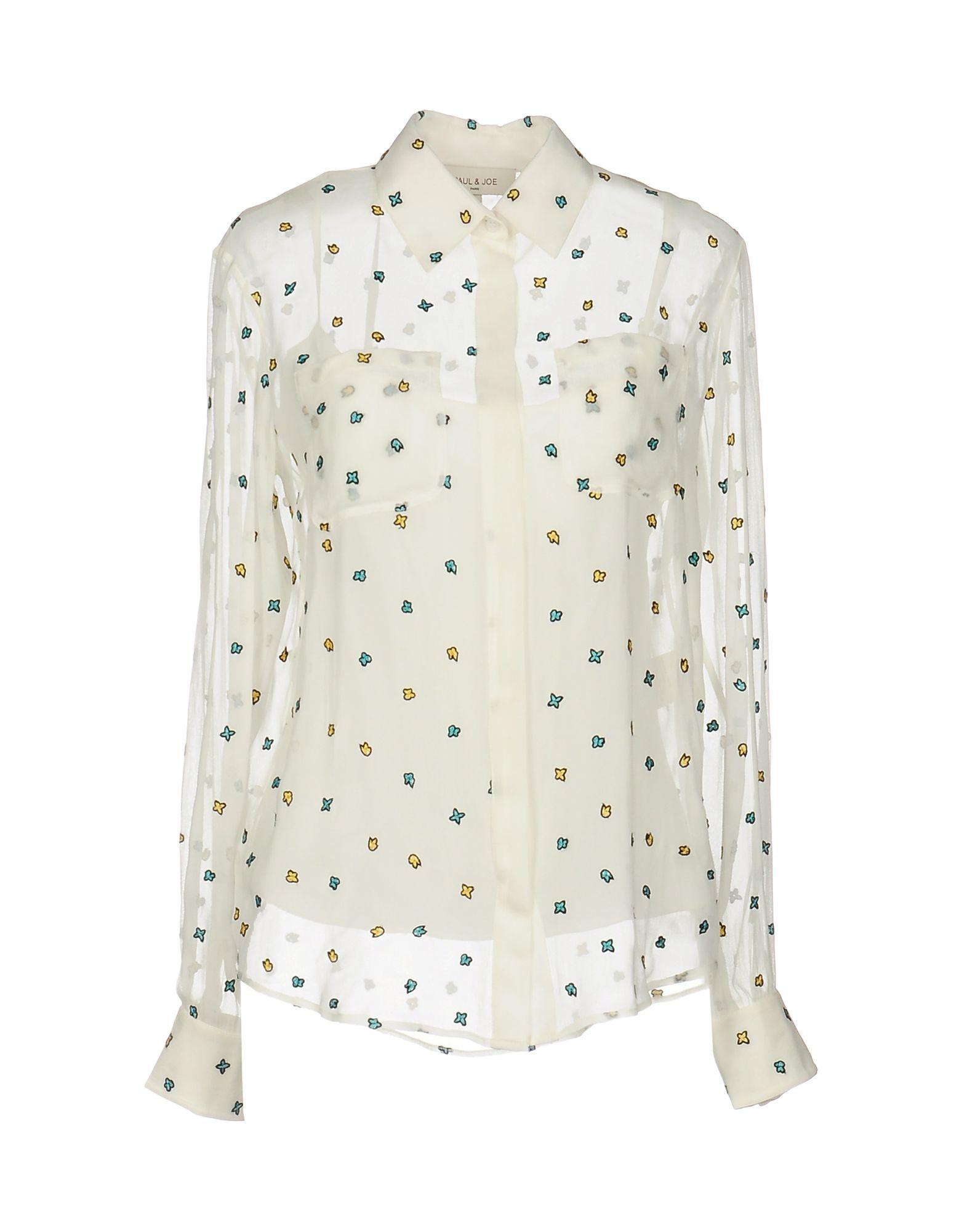 Camicie E Bluse Tinta Unita Paul & Joe Donna - Acquista online su UuvgKpN