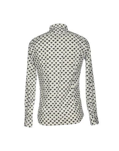 AGLINI Hemd mit Muster Spielraum Manchester Billig Verkauf Exklusiv uZfd5rwRgy