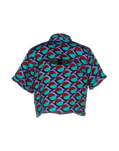WEILI ZHENG Camisas y blusas estampadas